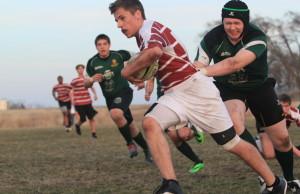 rugby runaway