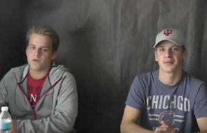 Cole and Mitch's College Sports Talk