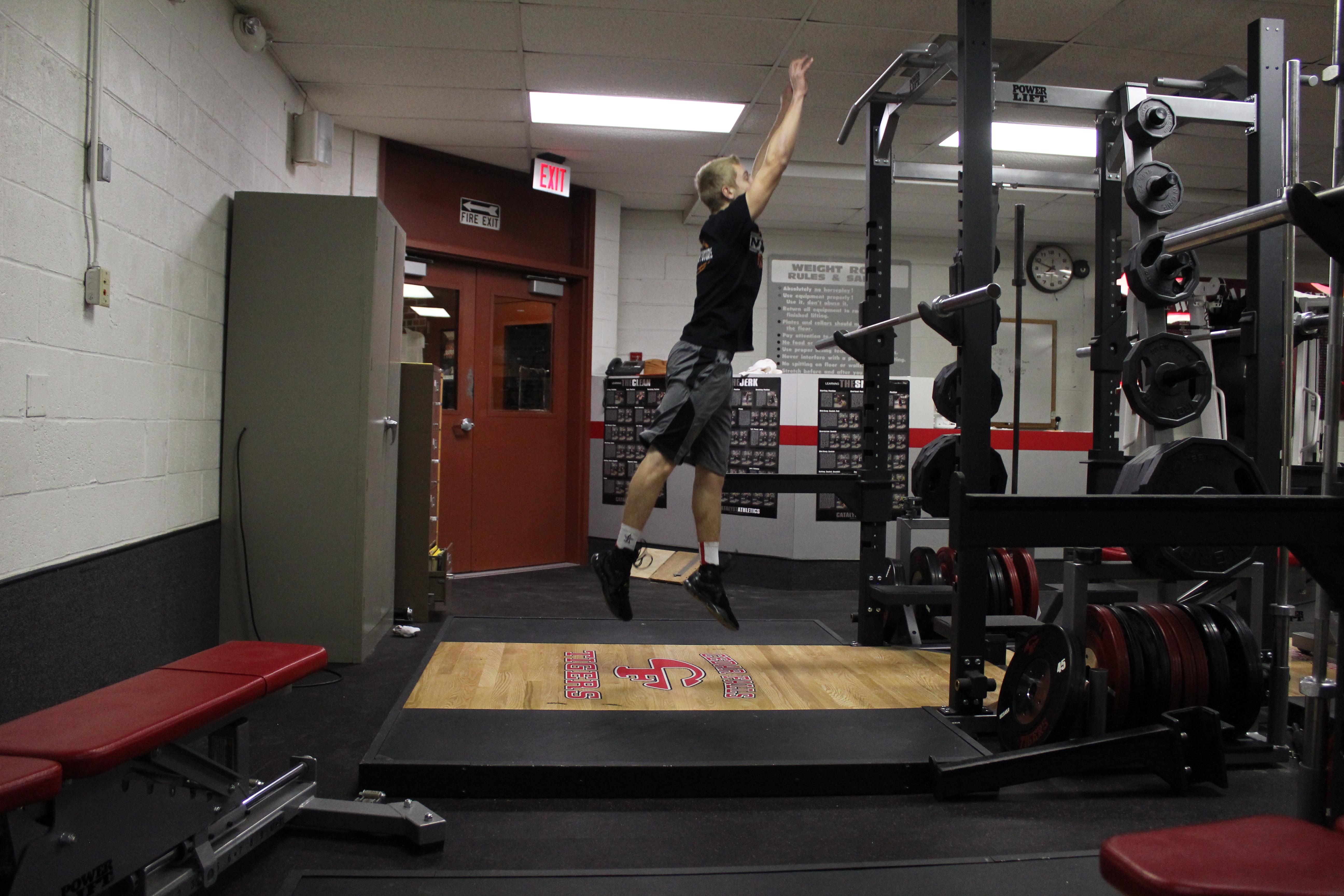 jump lunge 2