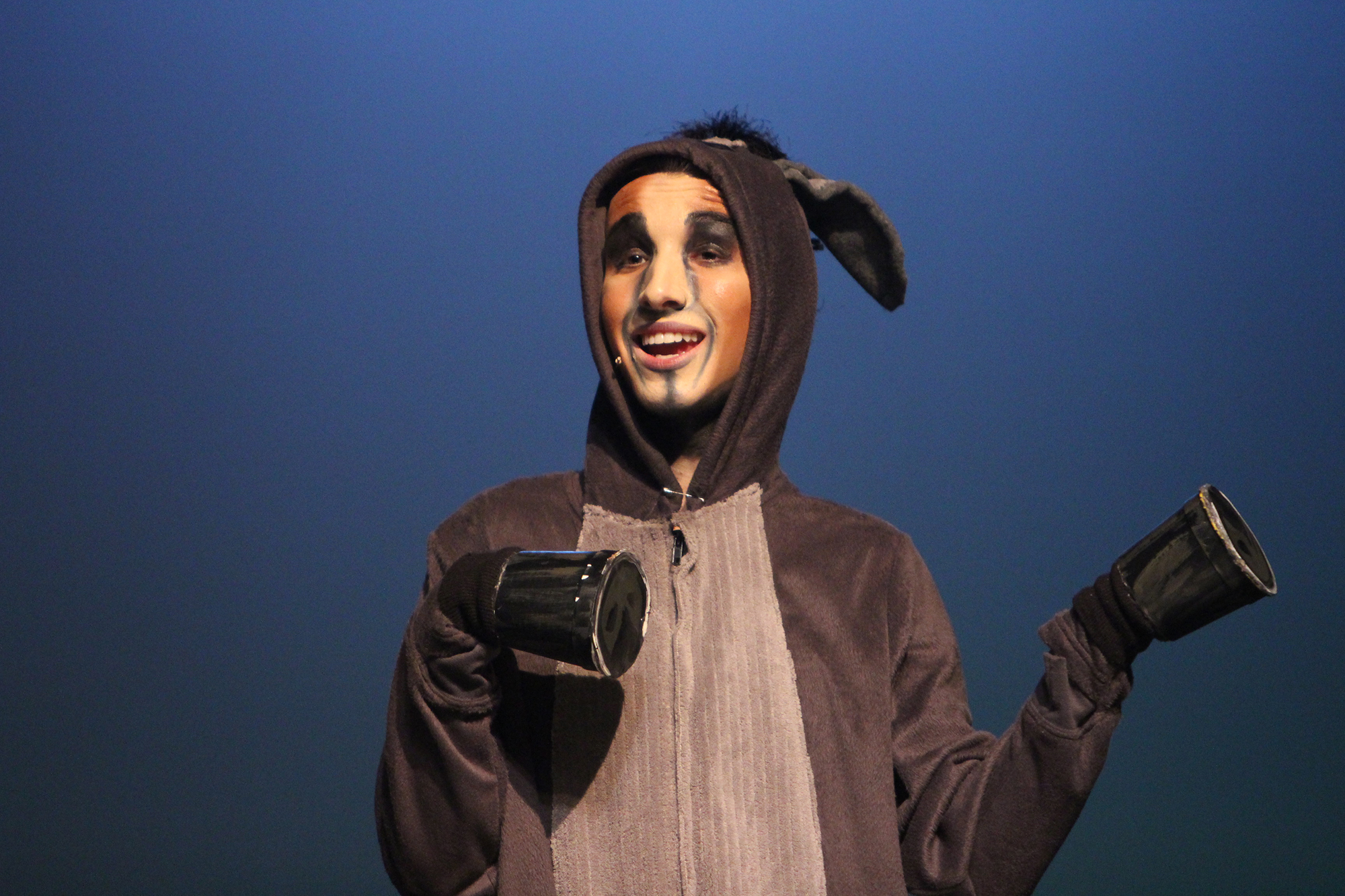 Joel Ochoa as Donkey